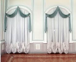Fantastic Curtains For Windows With Arches Ideas with 20 Arch Window  Curtains And Tips On Arched Window Treatments