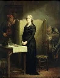 「Marie Antoinette Josepha Jeanne de Lorraine d'Autriche senenced to death penalty」の画像検索結果
