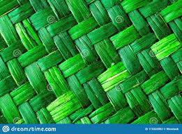 Closeup Shot Of A Green Texture With ...