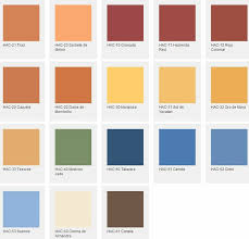 rustic paint colorsBest Rustic Paint Colors With Hacienda Style Color Collection On