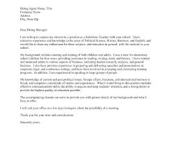 Resume For Teachers Cover Letter Teacher And Regarding Covering