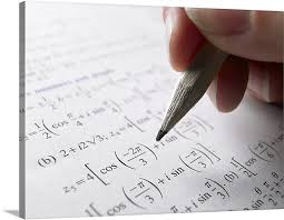 hand doing math homework homework and math hand doing math homework