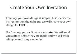 Make Your Own 50th Birthday Invitations Birthday Invites Elegant