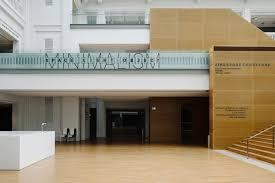 Design Gallery Singapore Minimalism National Gallery Singapore By Brewin Design