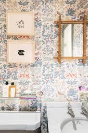 Small Bathroom Wallpaper Ideas