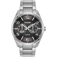 citizen eco drive watches for men buy now from an official uk picture of citizen mens eco drive black dial bracelet watch