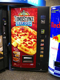 Italian Pizza Vending Machine Delectable The End Is Near She Eats