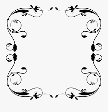 Search more high quality free transparent png images on pngkey.com and share it with your friends. Free Download Simple Flourish Frame Svg Clipart Borders Svg Borders Free Transparent Clipart Clipartkey