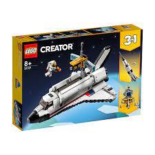 Đồ Chơi LEGO Tàu Phiêu Lưu Vũ Trụ 31117