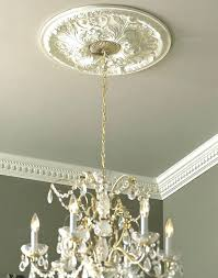 small ceiling medallion install a notebook medallions for chandeliers metal medall