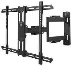 "Kanto Full-Motion TV <b>Wall Mount</b> for Most <b>37"" 60</b>"" Flat-Panel TVs ..."