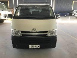 3L Diesel Toyota Hiace camper van | Cars, Vans & Utes | Gumtree ...