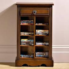 dvd cabinet with doors glass sliding black white