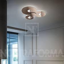 studio italia design lighting. studio italia design bugia triple 2700k ceiling lamp lighting