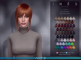 Anto - Esmeralda (Hairstyle)