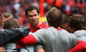 Backroom Team Member Rfu Close To Appointing Andy Farrell As England Coach