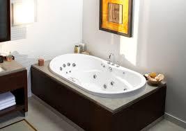 oval bathtub acrylic whirlpool living