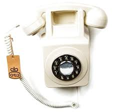 wall mounted telephone gpo for in