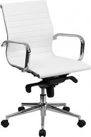 mid back leather office chair it is a mid back office chair that has amy modern office chair