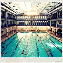 the vintage public pools of paris from life of pi piscine molitor piscine pontoise pool paris