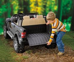 Amazon.com: Power Wheels Ford F150 Truck: Toys & Games