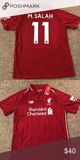 Mo Salah Liverpool Jersey 2018-<b>2019 New</b> with tags <b>Fast shipping</b> ...