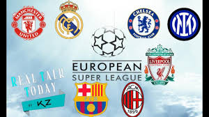 What is the European Super League | Capitalism in Football