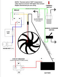wiring diagram for dual electric fan the wiring diagram single fan wiring diagram 91 camaro single car wiring diagram
