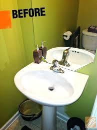 small half bathroom decor. Small Half Bathroom The Best Baths Ideas On Bathrooms Decor And Decorating Vanities T