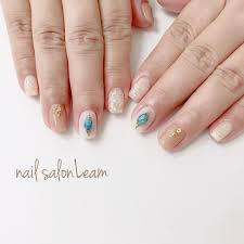 Beigeturquoise Nail 仙台仙台ネイル仙台ネイリスト仙台ネイル