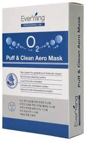 EverYang O2 <b>Puff</b> & Clean Aero Mask Аэро-маска для глубокого ...