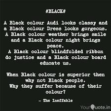 Classy Black Dress Quotes Saddha
