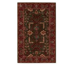 bijar persian rug multi