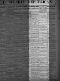 The Weekly Republican from Cherryvale, Kansas on March 26, 1914 · 1