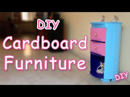 make cardboard furniture. simple furniture how to make cardboard furniture  ana  diy crafts intended make a