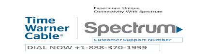 Spectrum Support Number 1 888 370 1999 Spectrum Customer Service