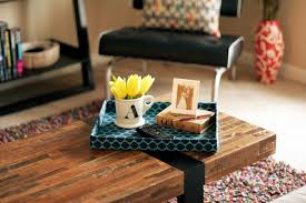 Decorative Trays For Living Room Trays For Coffee Table SurriPuinet 41