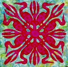 Hawaiian Quilt Patterns & History of Hawaiian Quilts & Hawaiian Herons and Bull Rushes Quilt Pattern Adamdwight.com