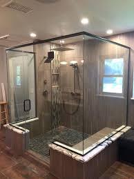 glass bathtub glass bathtub enclosures feel like you have to use a shower curtain if you