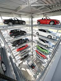 Car Parking Lift Design Platform Parking System Lift Cubator Green Park Srl
