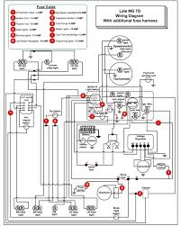 mg tc wiring diagram mg image wiring diagram wiring diagram 1978 mg midget the wiring diagram on mg tc wiring diagram