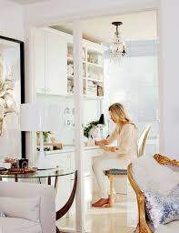 feng shui home office attic. Louis Chairs + Chandelier Modern Decor In All-white Chic Work Space Of Stephanie Vogler The Cross Design. Home Office Idea Feng Shui Attic