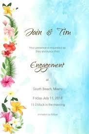 Newspaper Engagement Announcement Templates Engagement Announcement Template