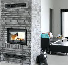 2 sided fireplace insert wood burning fireplace insert double sided 2 sided propane fireplace insert