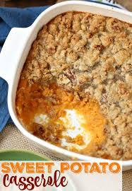 sweet potato casserole recipe. Modren Potato Easy Sweet Potato Casserole Recipe From The Country Cook So Simple And My  Favorite And Recipe O
