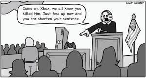 problem essay william laliberte s eportfolio a political cartoon detailing the ridiculousness of people s claims against video games image courtesy of riomirada com