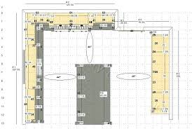 cabinetry floor plan elevations design layouts to build cabinets free kitchen cabinet plans