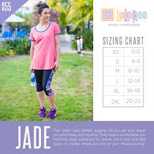 Jade Lularoe Size Chart These Are My All Time Favorite Workout Capris Lularoe