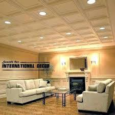 types of ceiling lighting. Ceiling Tiles For Drop Painting Suspended Types Of Ceilings Lighting Ceilin L