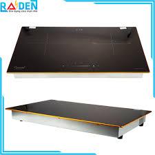 Bếp âm tích hợp từ + hồng ngoại đôi Canaval CA-929 công nghệ Inverter tiết  kiệm điện - Gia Dụng Raiden